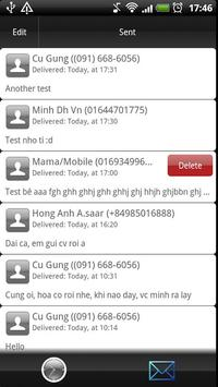 Schedule SMS: Send it later apk screenshot