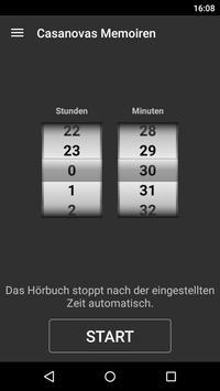 Casanovas Memoiren - Hörbuch apk screenshot