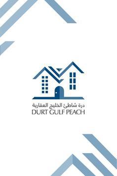 Durt Gulf Beach Real Estate poster