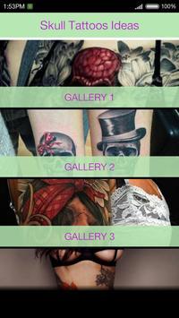 Skull Tattoos Ideas poster
