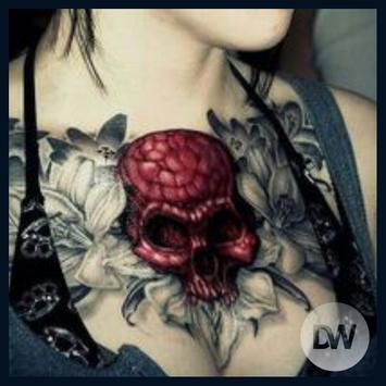 Skull Tattoos Ideas apk screenshot