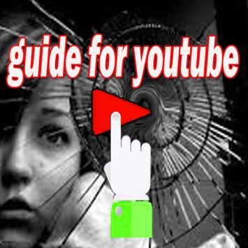 Guide youTube poster