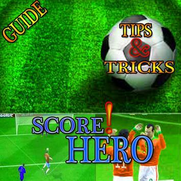 GUIDE SCORE HERO poster