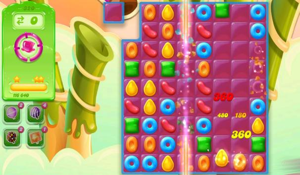 Guide Candy Crush Jelly Saga apk screenshot