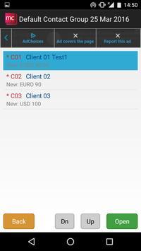 MobileCount Invoice Accounting apk screenshot