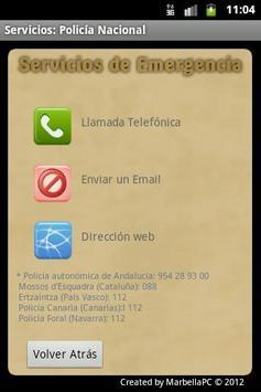 EmerServ 0.1 apk screenshot
