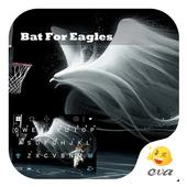 Hawk Bat Basketball -Keyboard icon