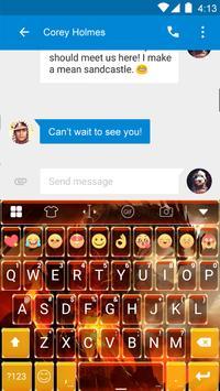 Dragon Keyboard apk screenshot