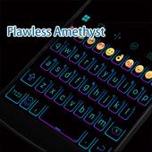 Flawless Amethyst Eva Keyboard icon