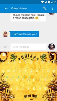 Ouija Eva Keyboard -Diy Gifs apk screenshot