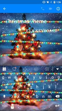 Happy Christmas Emoji Keyboard apk screenshot
