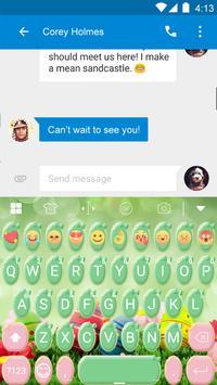 Easter Egg Eva Keyboard -Gifs apk screenshot