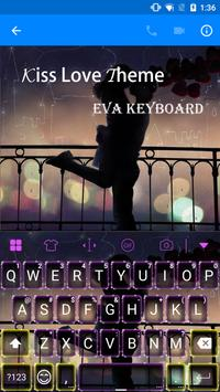 Romantic Love Keyboard -DiyGif poster