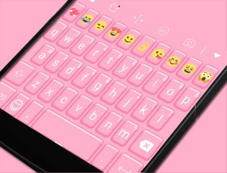 Lovely Pink Keyboard-Emoji Gif poster