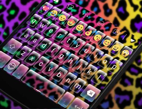 Colorful Cheetah Theme In 2016 apk screenshot