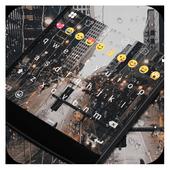 Rainy Washington Street Keypad icon