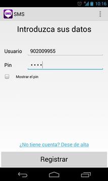 SMS Duocom apk screenshot