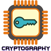Cryptography icon