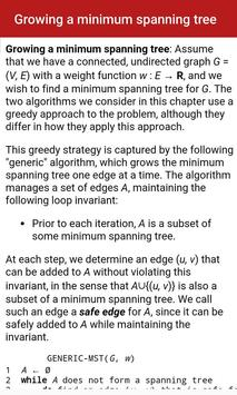 Algorithms apk screenshot