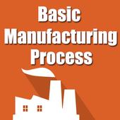 Basic Manufacturing Process icon