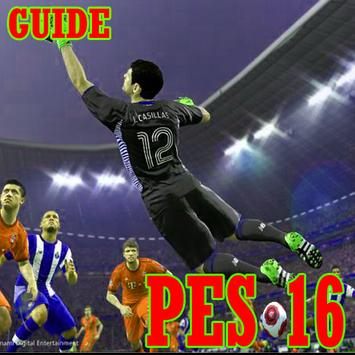 Guide PES 16 poster
