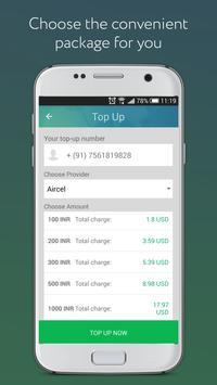 Pay724 - International Top-Up apk screenshot