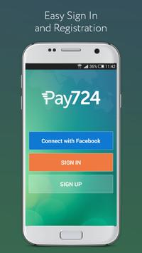 Pay724 - International Top-Up poster