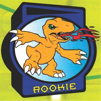 Guide Digimon Battle poster
