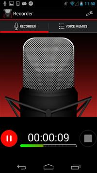 Voice Recorder HD poster