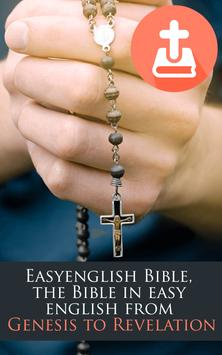 Easy to read Bible apk screenshot