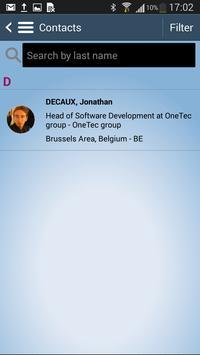 OpenDays Networking apk screenshot