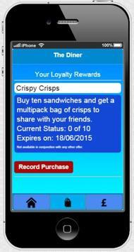 The Diner apk screenshot