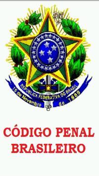 Código Penal Brasileiro GRÁTIS poster