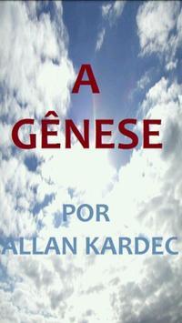 A Gênese - por Allan Kardec poster