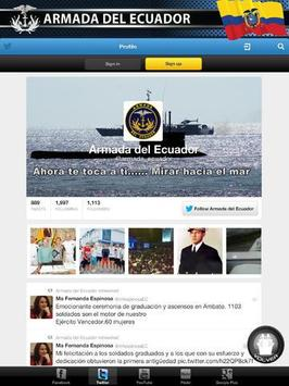 Armada del Ecuador apk screenshot
