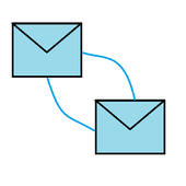 ECAD SMS icon