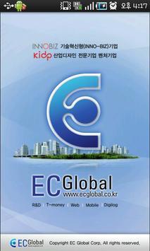 EC Global Mobile App poster