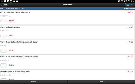 OfficeShopper apk screenshot