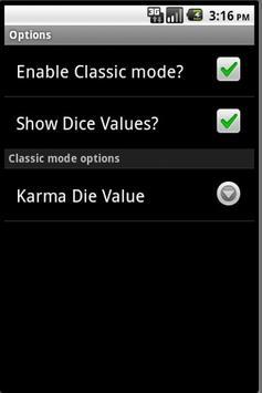 Earthdawn Dice Roller apk screenshot