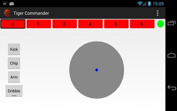 TigerCommander apk screenshot