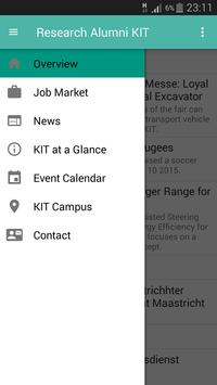 ResearchAlumniKIT apk screenshot