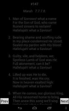 Simple Hymn apk screenshot