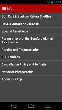 SLS Alumni Weekend apk screenshot