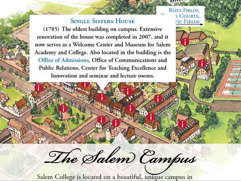 Salem College apk screenshot
