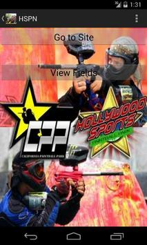 Hollywood Sports Paintball apk screenshot