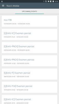 Racó Mobile apk screenshot