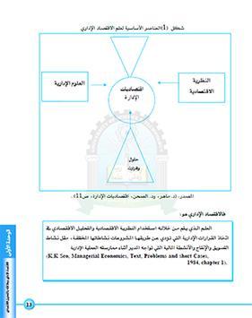 الإقتصاد الإداري apk screenshot