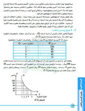 مبادئ الإقتصاد الجزئي apk screenshot