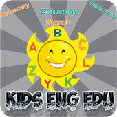 Kids Eng Education icon