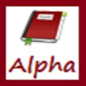 Alpha - Agenda Digital icon